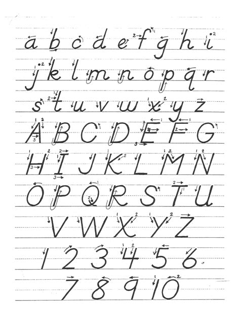 image result  dnealian handwriting letters