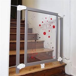 Barriere De Securite Escalier Sans Vis : barriere de securite escalier ~ Premium-room.com Idées de Décoration