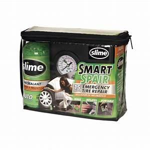 Kit Anti Crevaison : kit de reparation anti crevaison urgence slime habill 39 auto ~ Voncanada.com Idées de Décoration