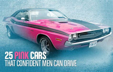 honda   pink cars  confident men  drive