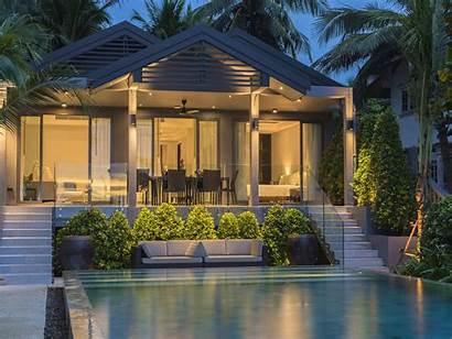 Villa Phuket Thailand Infinity Villas Beach Private