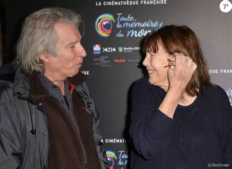 jacques doillon and jane birkin jacques doillon et jane birkin projection de la fille