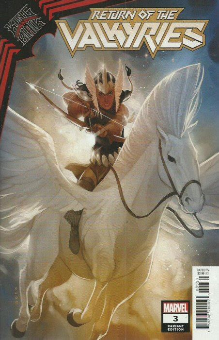 King in Black: Return of the Valkyries 2b (Marvel Comics ...