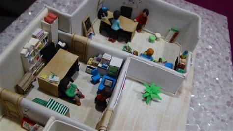 maquetas de plastilina de casas ingenioblog ies santo maquetas de plastilina de casas maqueta mu 241 ecos de plastilina youtube