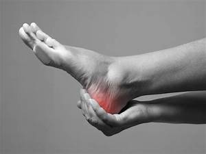 Diagram Foot Pain By Location