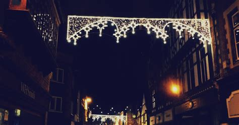 winchester christmas lights fox feather