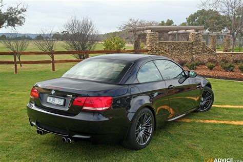 2008 Bmw M3 Review by 2008 Bmw M3 Convertible Review Photos Caradvice