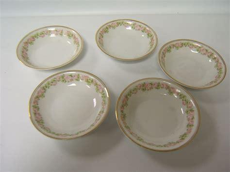 bavaria tirschenreuth germany tirschenreuth porcelain bavaria rosedale 5 dessert bowl ebay
