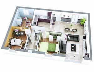 plan maison individuelle modele sun cuivre top duo With amenagement jardin petite surface 3 maison ouverte sur le monde detail du plan de maison