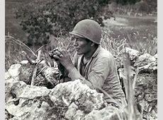 Carl Gorman Navajo Code Talker