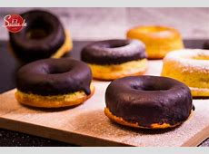 Donuts – low carb und glutenfrei salalade – Low Carb