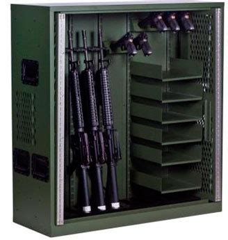 weapons storage  gun lockers  olpin group olpin
