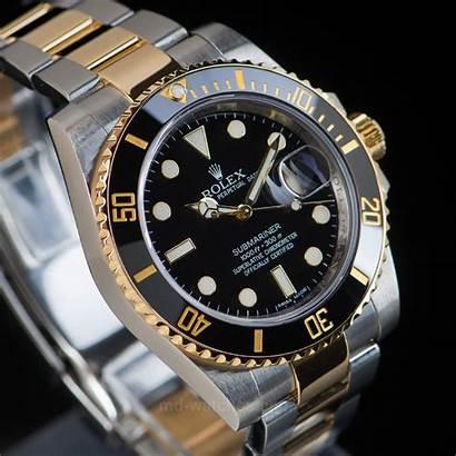 Rolex Submariner Tone Date Teahub Io Steel