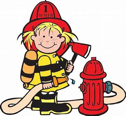 Clip Fire Fighter Clipart Firefighter Fireman Clipartpanda