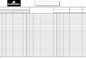 Page 2 Of Mcculloch Trimmer 41ad309g977 User Guide