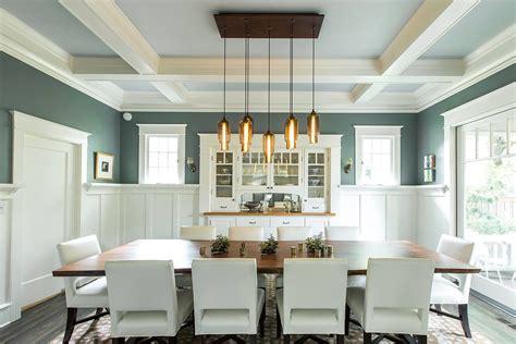 Modern Dining Room Lighting Architecture