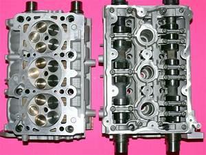 Pair Audi Tt Quattro A4 A6 3 2 Dohc Vvti V6 Cylinder Heads