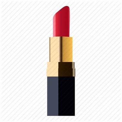 Lipstick Cartoon Cosmetics Makeup Icon Clipart Rossetto