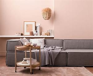 Rose Gold Wandfarbe : wandfarbe naturell quarzrosa sch ner wohnen kollektion ~ Frokenaadalensverden.com Haus und Dekorationen
