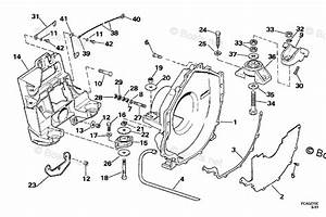 Omc Sterndrive Parts 5 70 Liter Oem Parts Diagram For