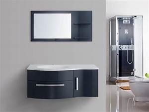 Miroir Meuble Salle De Bain : ensemble de salle de bain naiade meubles vasques miroir ~ Teatrodelosmanantiales.com Idées de Décoration