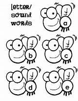 Fly Swat Words Sight Letters Colors Preschool Alphabet Letter Sounds Games Teacherspayteachers Class Literacy Swatter Phonemic Awareness Word Mccauley Zanah sketch template
