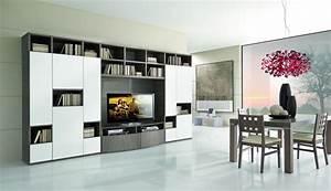 mobilier living modern prosper mobilier la With salle À manger contemporaineavec placard salle À manger