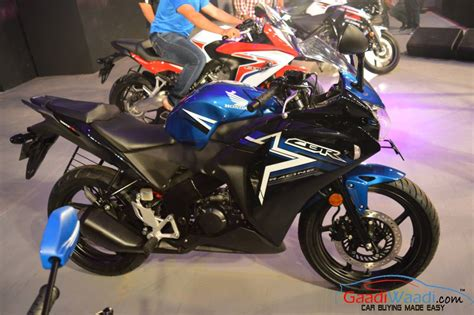 cbr models in india honda cbr 150r launched in india with new colors and
