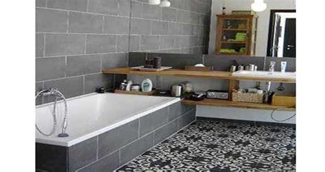 les carreaux de ciment en d 233 co salle de bain c est tendance