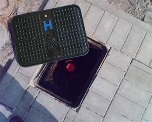 Couvercle De Regard En Fonte : photos regards d 39 assainissement page 2 ~ Nature-et-papiers.com Idées de Décoration