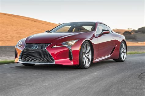 100 Red Lexus 2018 One Week With 2018 Lexus Lc 500