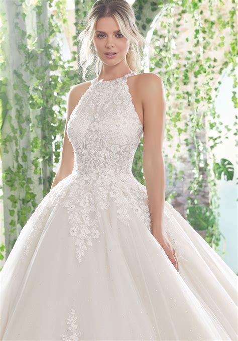 primavera wedding dress style  morilee