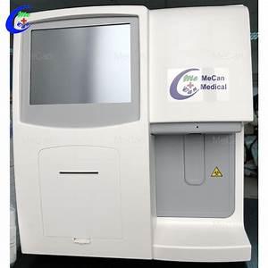 Blood Test Laboratory Equipment Cbc Analysis Machine 3