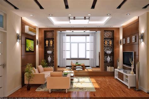 vu khoi living room and den interior design ideas
