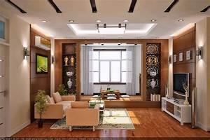 vu khoi living room and den | Interior Design Ideas.
