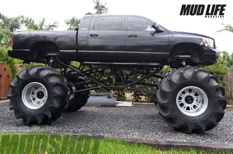dodge mud truck dodge ram mud truck offroad pinterest