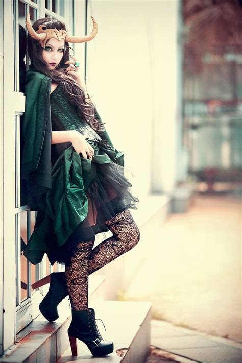 17 Best Images About Lady Loki Costume On Pinterest