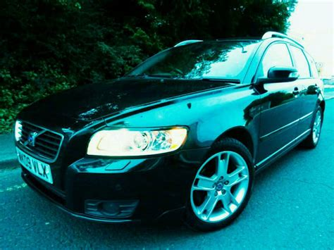 service and repair manuals 2009 volvo v50 parking system 2009 volvo v50 d 136 leather bluetooth heated seats sport luxury v70 c30 ford mondeo focus