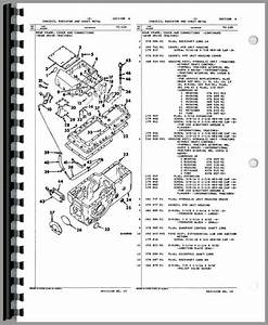 Farmall 656 Hydraulic System Diagram
