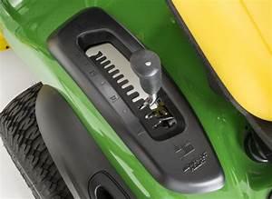 John Deere S240-42 Sport Lawn Mower  U0026 Tractor