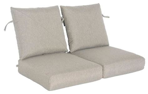 hton bay cushions marwood replacement outdoor loveseat