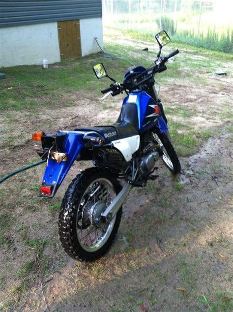 2006 Suzuki Dr200se by 2006 Suzuki Dr200 Waiting On A New Adventure Horizons