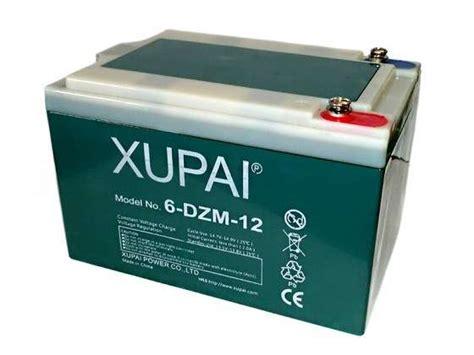Свинцовокислотный аккумулятор для электровелосипеда