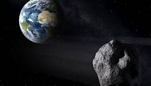Giant Asteroid nicknamed Beast to fly past Earth June 8 ...