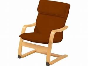 Fauteuil Pour Bébé : fauteuil enfant benji 2 chocolat vente de chaise et fauteuil enfant conforama ~ Teatrodelosmanantiales.com Idées de Décoration
