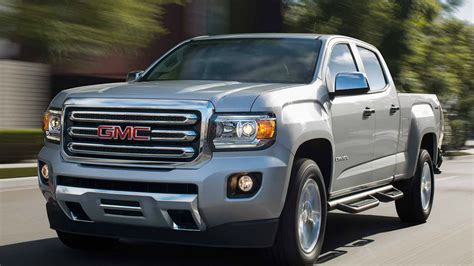 2017 Mid Size Pickup Trucks To Compare & Choose From