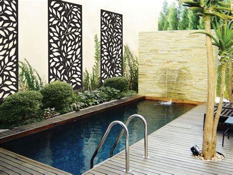courtyard garden ideas privacy screens landscape design silahsilahcom