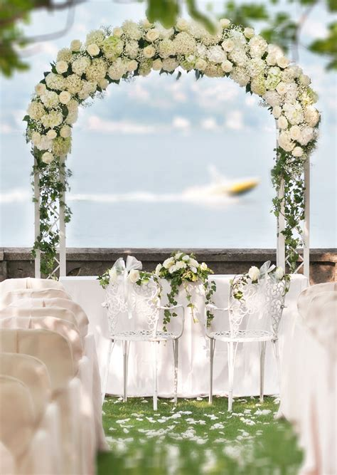 archi di fiori per matrimonio decorazioni floreali per matrimonio civile giuseppina