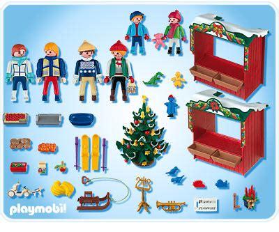 playmobil sheriff huis playmobil nr 4891 quot kerstmis kerstmarkt quot