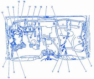 Chevrolet Optra 1 8 Ls 2003 Electrical Circuit Wiring Diagram  U00bb Carfusebox